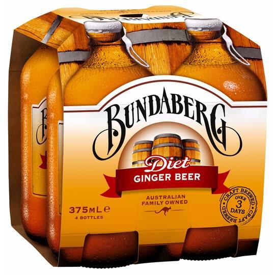 Bundaberg Diet Ginger Beer