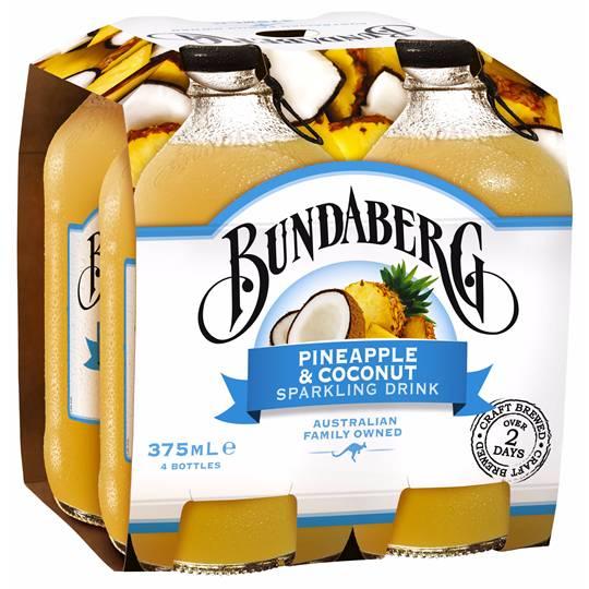 Bundaberg Pineapple & Coconut Sparkling Drink