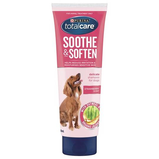 Purina Total Care Soothe & Soften Dog Shampoo