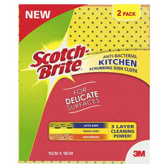 Scotch-brite Kitchen Sponge