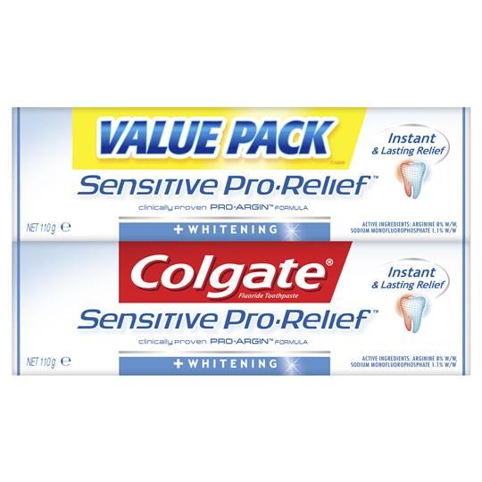 Colgate Sensitive Pro Relief Whitening
