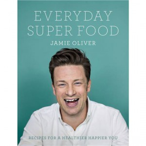 Jamie Oliver Everyday Super Food Book
