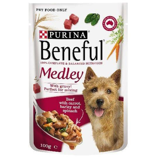 Beneful Senior Dog Food Review