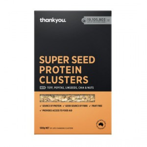 Thankyou Superseed Clusters