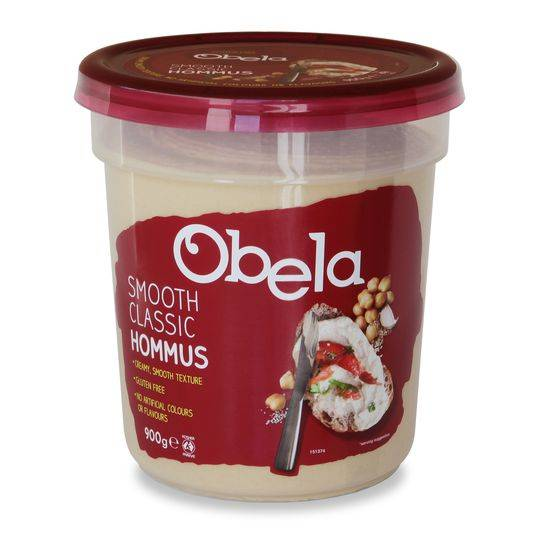 Obela Smooth Classic Hommus Smooth Classic