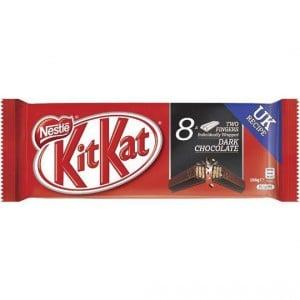 Kit Kat 2 Finger Dark Chocolate Biscuit
