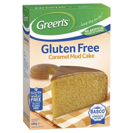 Greens Gluten Free Cake Mix