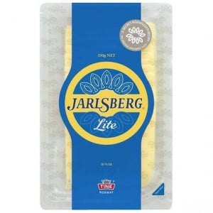 Jarlsberg Lite Sliced Cheese