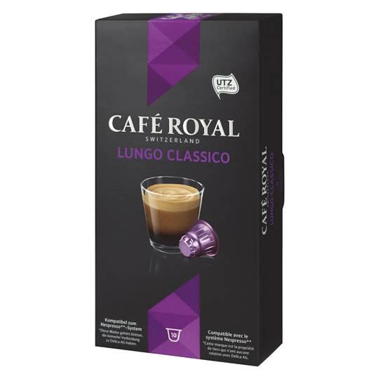 Cafe Royal Lungo Classico Capsules