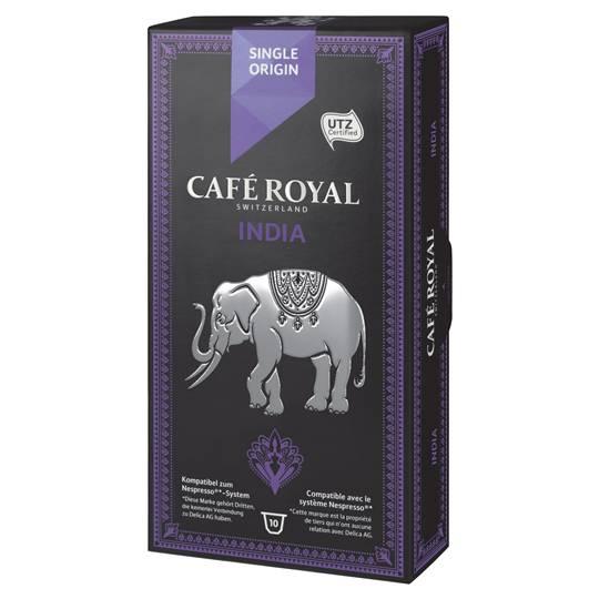 Cafe Royal Single Origin India Capsules