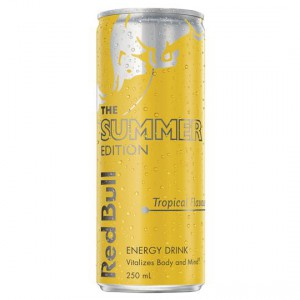 Red Bull Energy Drink Summer Tropical