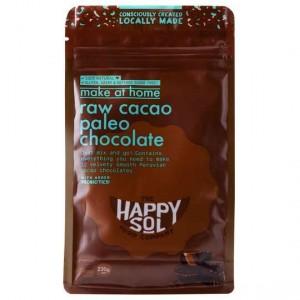 Happy Sol Paleo Raw Cacao Chocolate