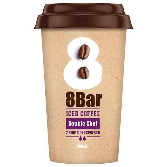 8 Bar Iced Coffee Double Shot