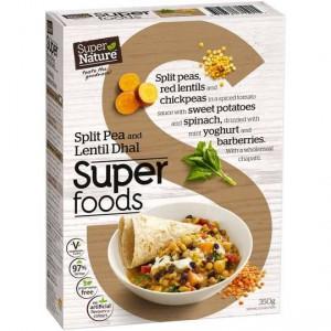 Super Nature Split Pea & Lentil Dhal