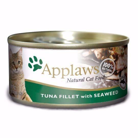 Applaws Cat Food Tuna & Seaweed