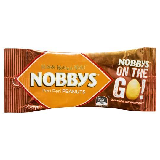 Nobby's On The Go Peanuts Peri Peri