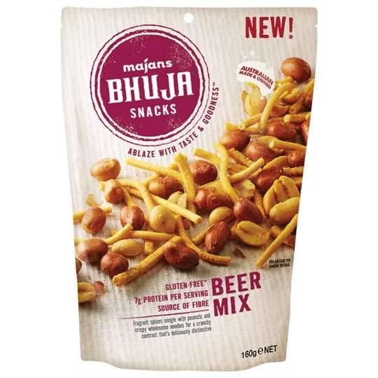 Majans Bhuja Beer Mix