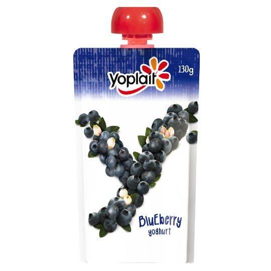 Yoplait Blueberry Pouch