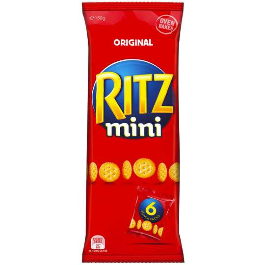 mom207052 reviewed Ritz Mini Multipack