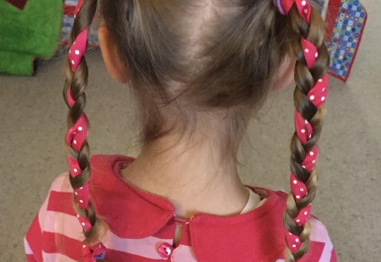 Easy crazy hair day hair