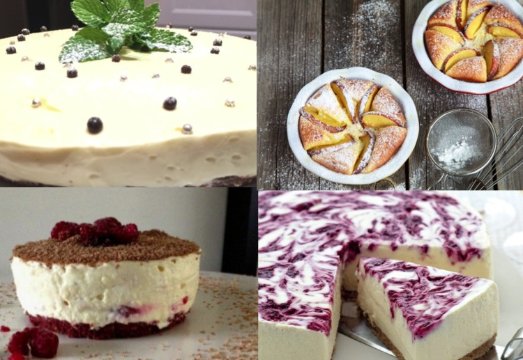 10 of the best CHEESECAKE recipes