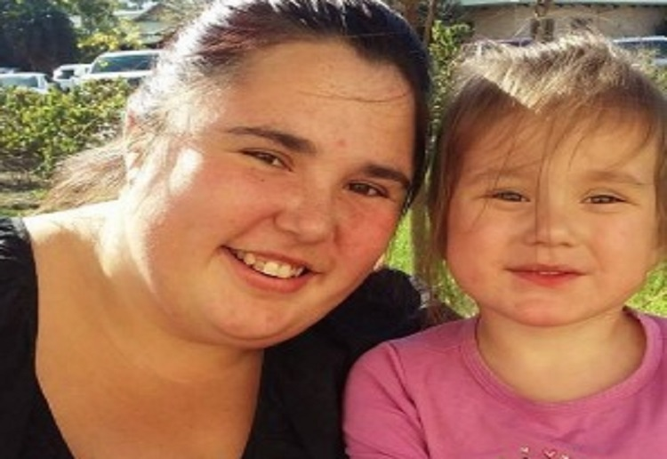 Three-year-old girl saves her mother's life