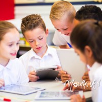 This School Has Banned iPads for Good Old Text Books