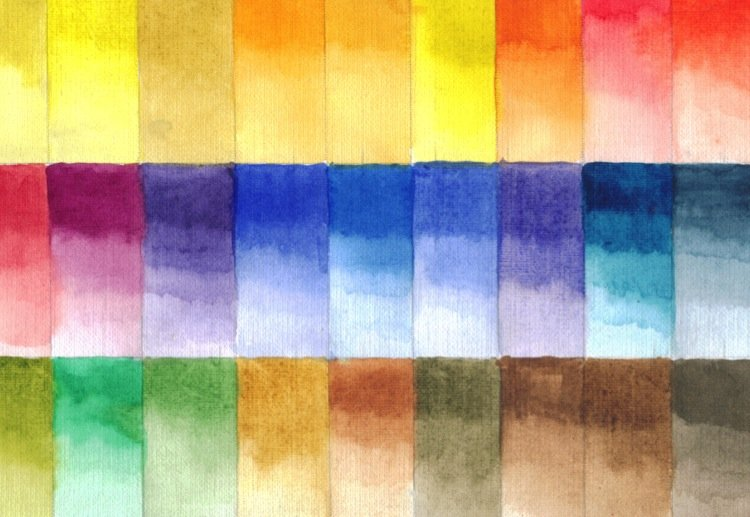 How to make your own liquid watercolour paint – from old textas!