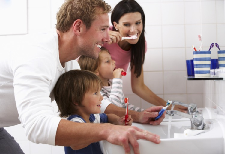 Tips to make your bathroom useful for the whole family