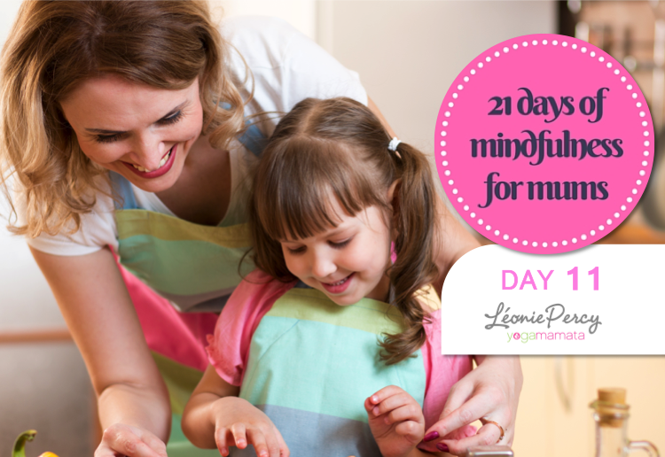 21 days of mindfulness – Just 10 minutes – Day 11