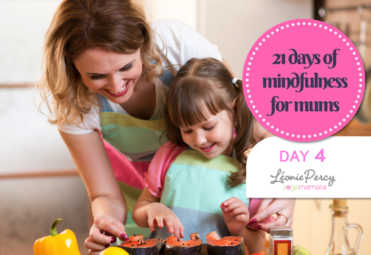 21 days of mindfulness for mums – Cultivating compassion – Day 4