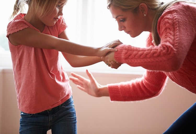 The link between smacking your child and domestic violence