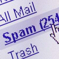 What you can do to deal with spam email