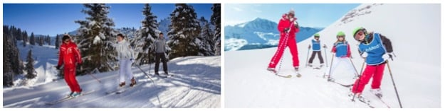 club med snow resorts review_kids club and ski lessons