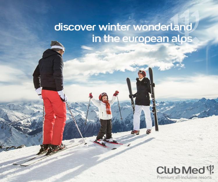 Club Med Snow Resorts