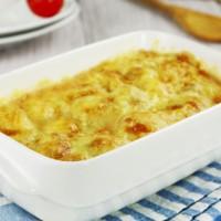 Creamy cheese cauliflower