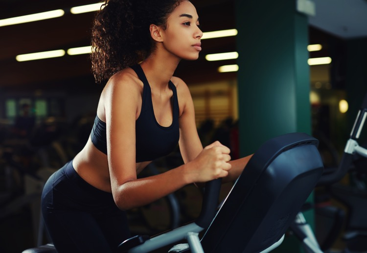 Upper-body workouts for your exercise bike