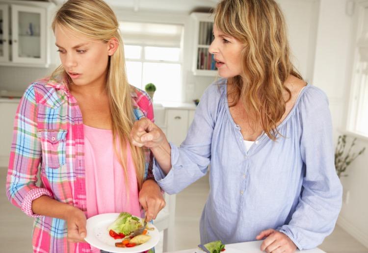 Mum Receives Back Lash Over Teenagers Punishment