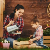 How to raise earth-friendly and balanced kids