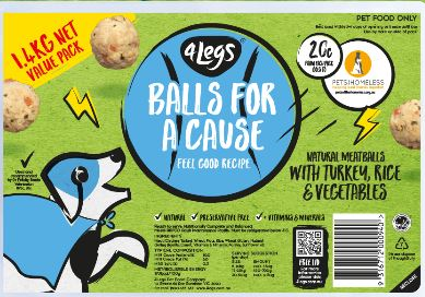 Balls for a Cause