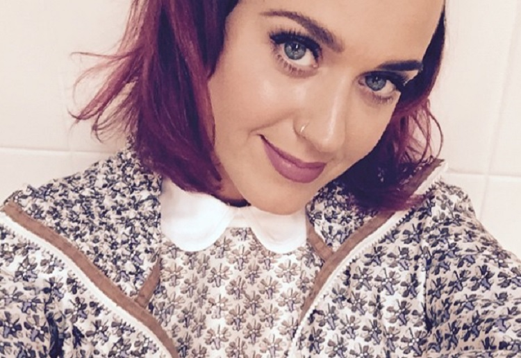Katy Perry's super exciting news