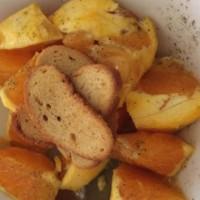 Simple Orange Salad