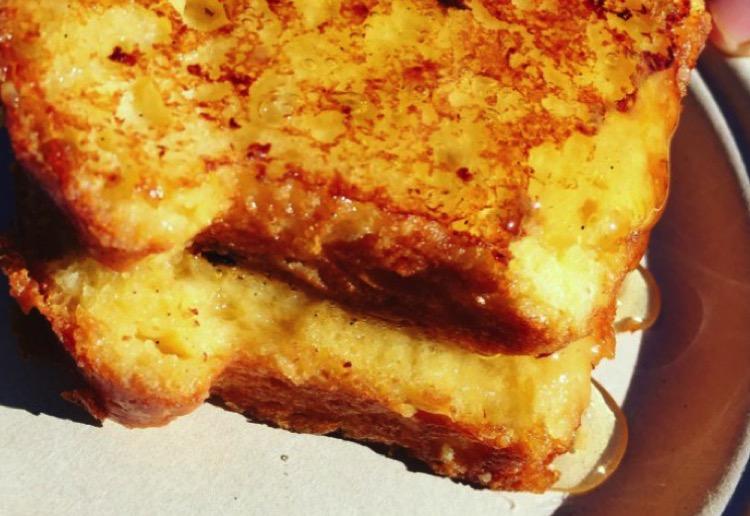 Honey Brioche French Toast