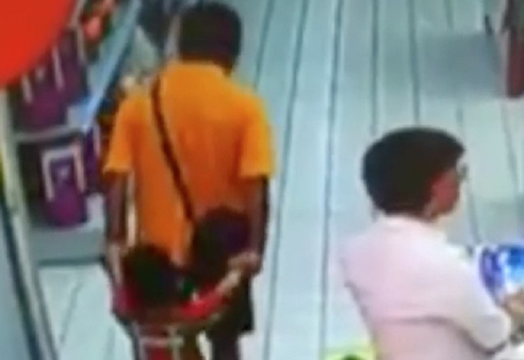 Dad accidentally falls backwards onto toddler crushing him to death