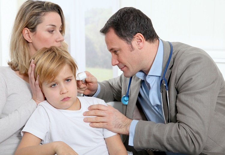 New treatment for childhood ear infections