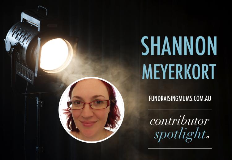 Contributor Spotlight: Shannon Meyerkort