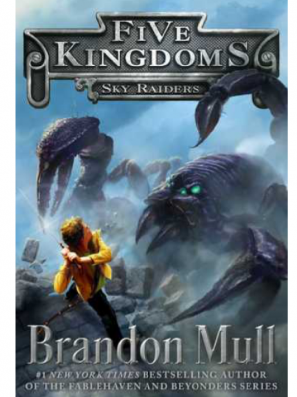 fantasy adventure books for 10 year olds