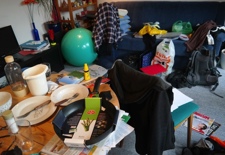 Clearing your apartment? You can do it by yourself