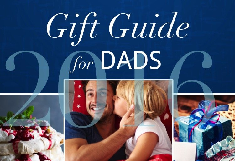 MoM's 2016 Dad's and Granddad's Christmas Gift Guide.