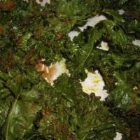 No-Salt Kale Chips